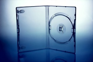 DVD Box transparent Amaray