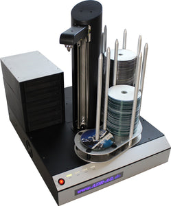 Cyclone 5 Standalone CD/DVD Duplication System with 5 drives