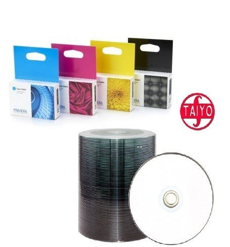 CD-R Watershield Mediakit for Primera Disc Publisher 4100