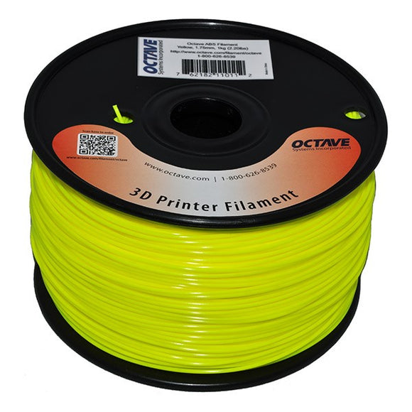 3D Filament Yellow