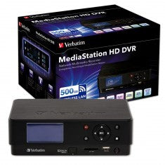 HDD Multimedia 500GB Verbatim HD Recorder DVB-T WLan