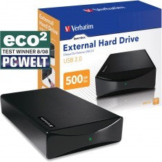 HDD Verbatim 500GB 3.5