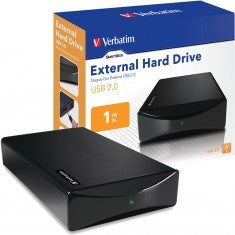HDD Verbatim 1000GB 3.5