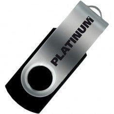 USB Stick 2GB Platinum Twister
