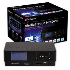 HDD Multimedia 1TB Verbatim HD Recorder DVB-T Lan