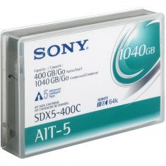 AIT-5 Cartridge 246m 400/1040GB