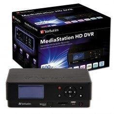 HDD Multimedia 500GB Verbatim HD Recorder DVB-T Lan