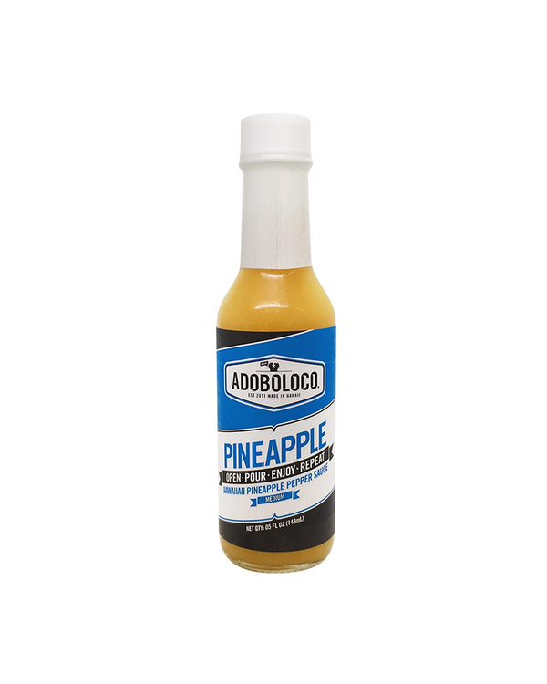 Pineapple Hawaiian Hot Sauce (Medium Hot)