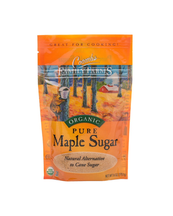 Granulated Maple Sugar