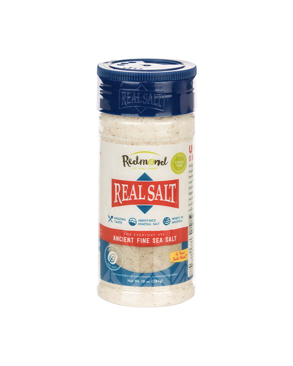 Natural Real Salt Shaker