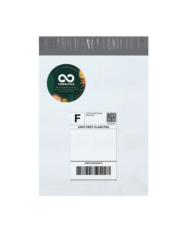 TerraCycle Prepaid Postage Envelope