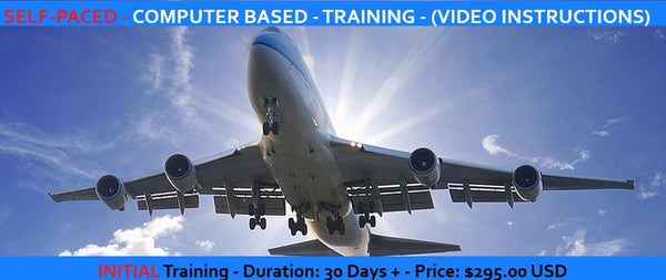 ICAO/IATA Dangerous Goods by Air Training (Initial)