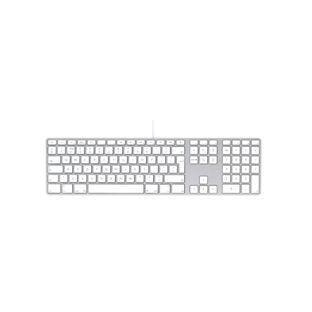 Apple MB110B/B Wired Keyboard with Numeric Keypad