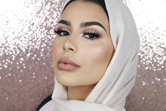An Easy and Gorgeous Iftar Glam Look