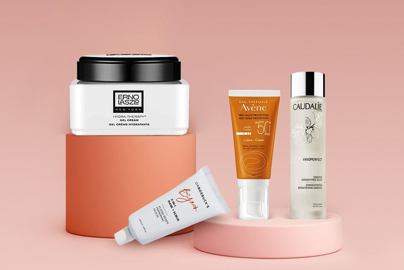 4 CULT FAVE PRODUCTS YOU NEED IN YOUR SKINCARE ROUTINE