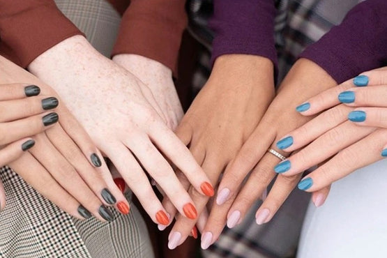THE 5 BEST OPI FALL NAIL COLORS