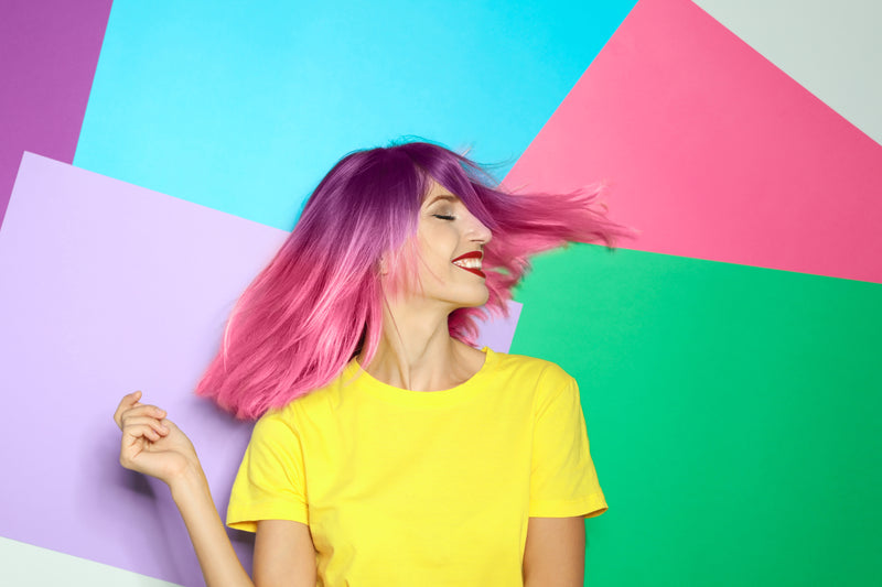 HOW TO CARE FOR COLOR TREATED HAIR