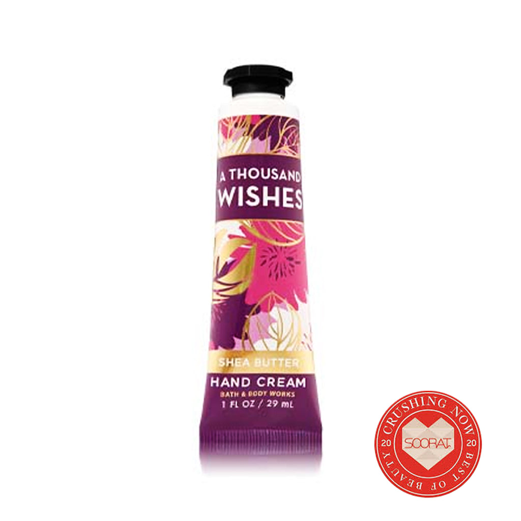 BATH & BODY WORKS - A Thousand Wishes Hand Cream