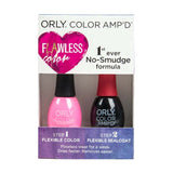 ORLY - Color Ampd Flexible Colour Kit Nail Polish, Surfer Girl - 11ml