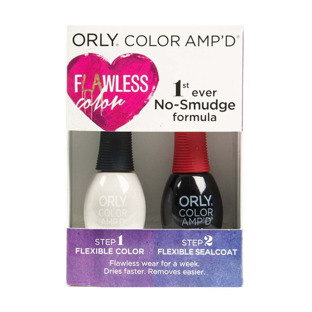 ORLY - Color Ampd Flawless Colour Kit On The List - 11ml