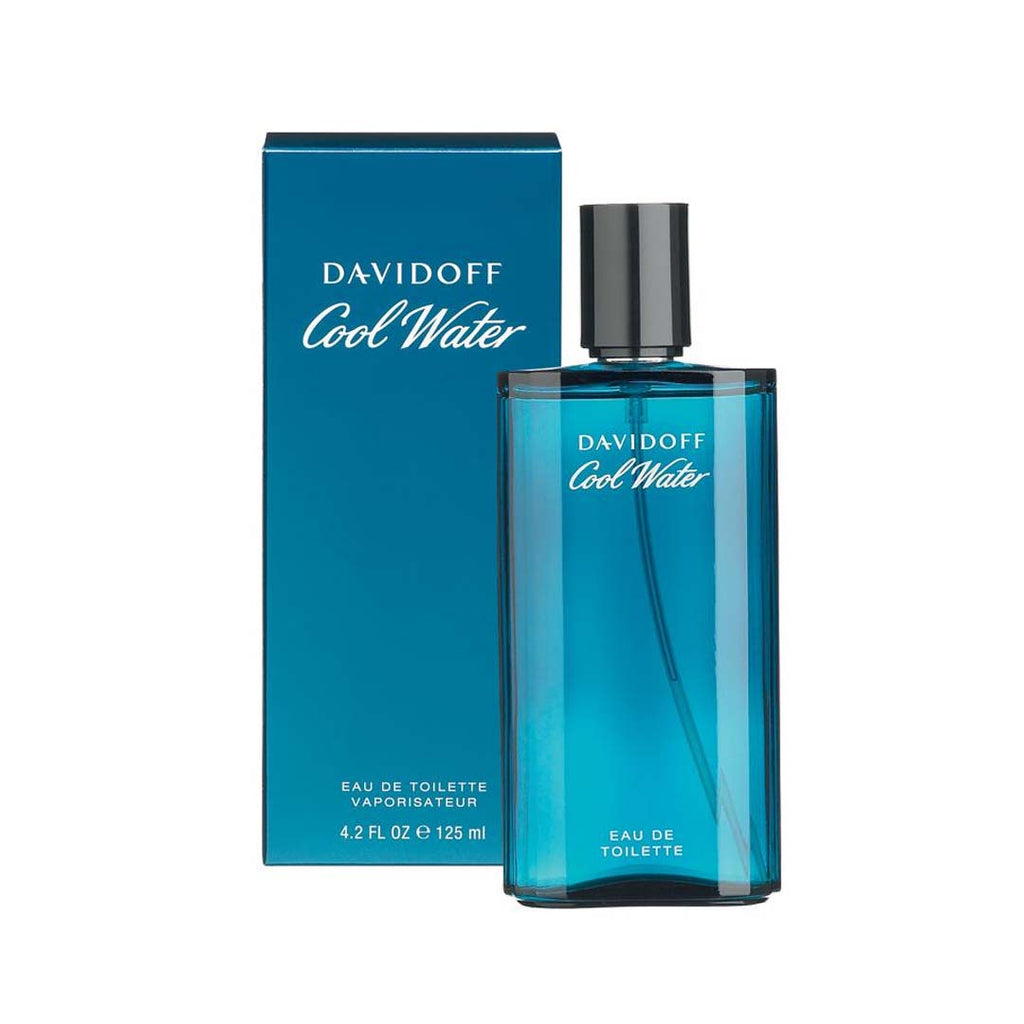 DAVIDOFF - Cool Water For Men Eau De Toilette Spray - 125ml