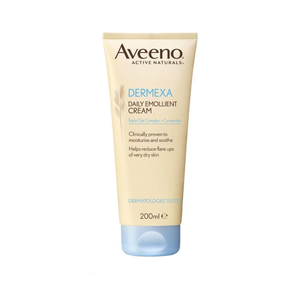 AVEENO - Dermexa Emollient Cream - 200ml