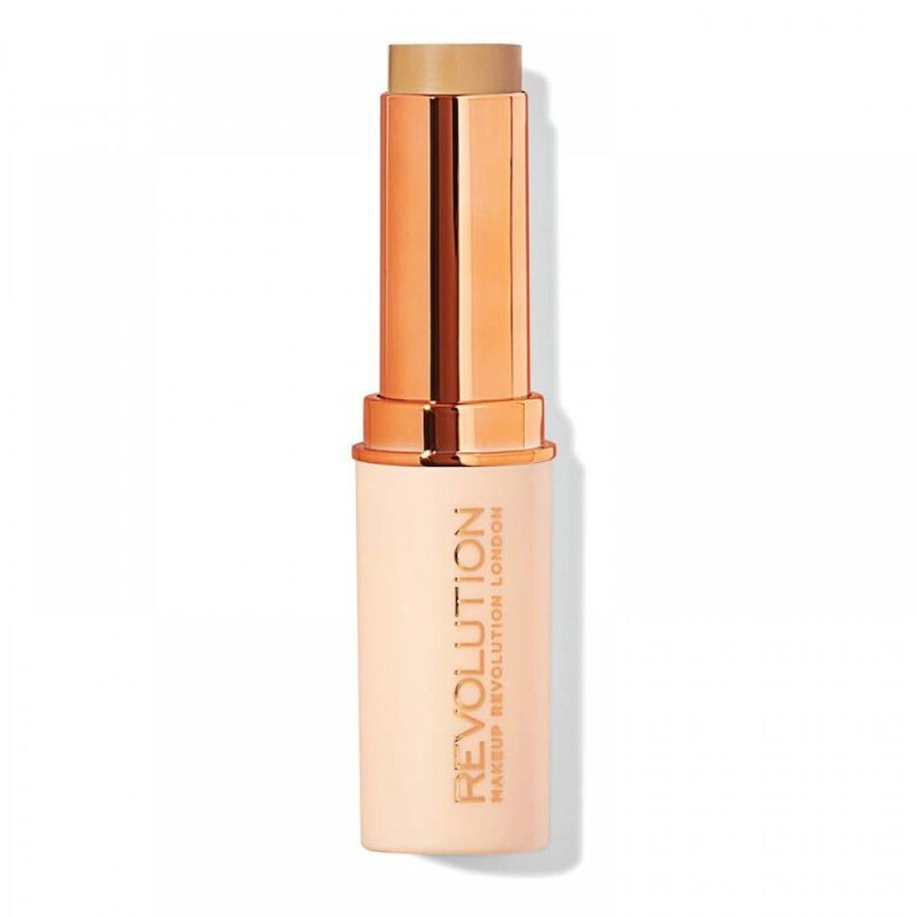 MAKEUP REVOLUTION - Fast Base Stick Foundation - F10