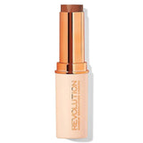 MAKEUP REVOLUTION - Fast Base Stick Foundation - F14