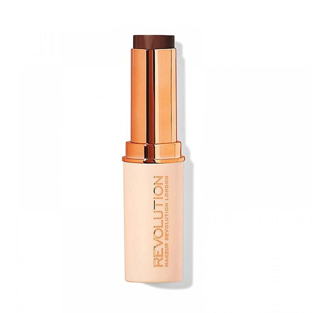 MAKEUP REVOLUTION - Fast Base Stick Foundation - F15