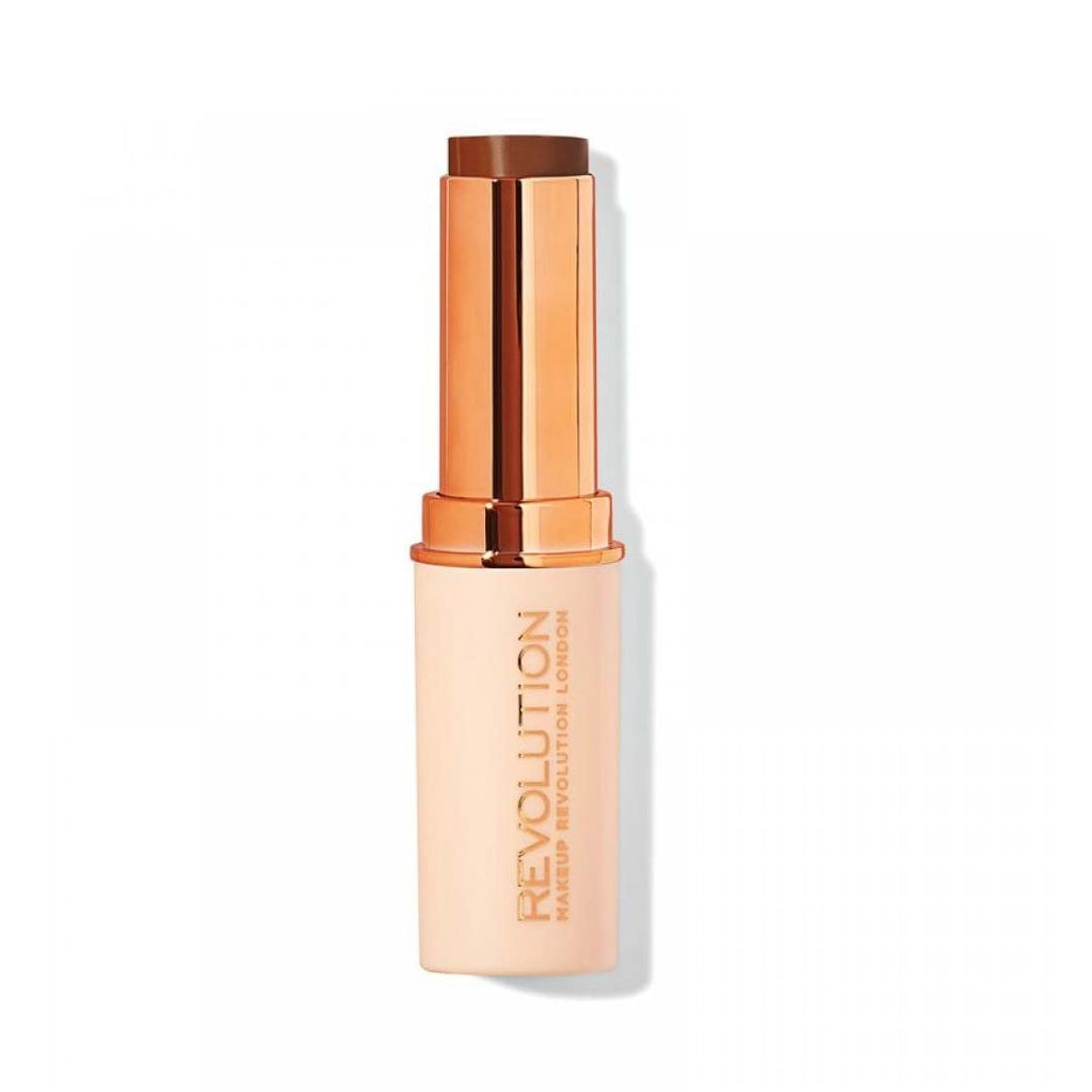 MAKEUP REVOLUTION - Fast Base Stick Foundation - F17