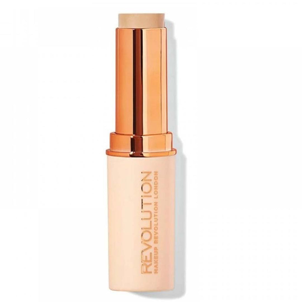 MAKEUP REVOLUTION - Fast Base Stick Foundation - F4