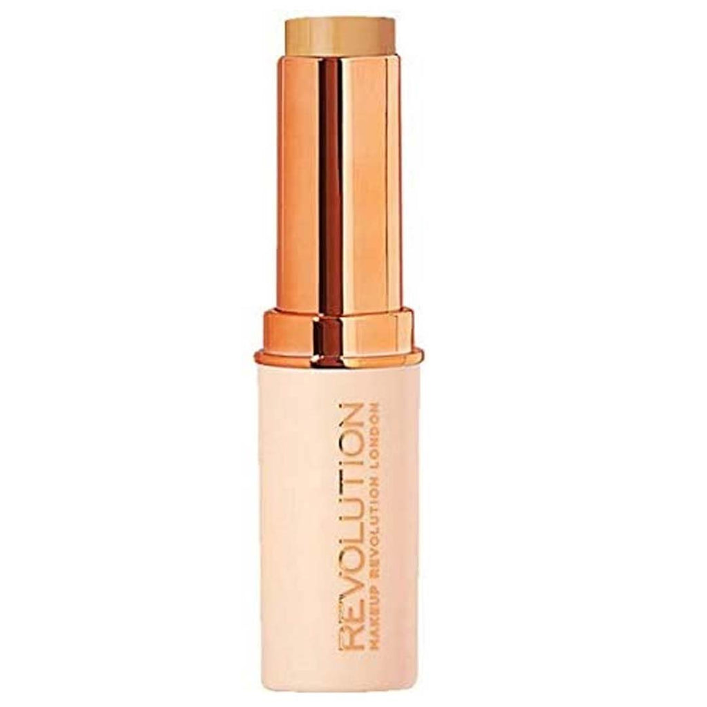 MAKEUP REVOLUTION - Fast Base Stick Foundation - F5