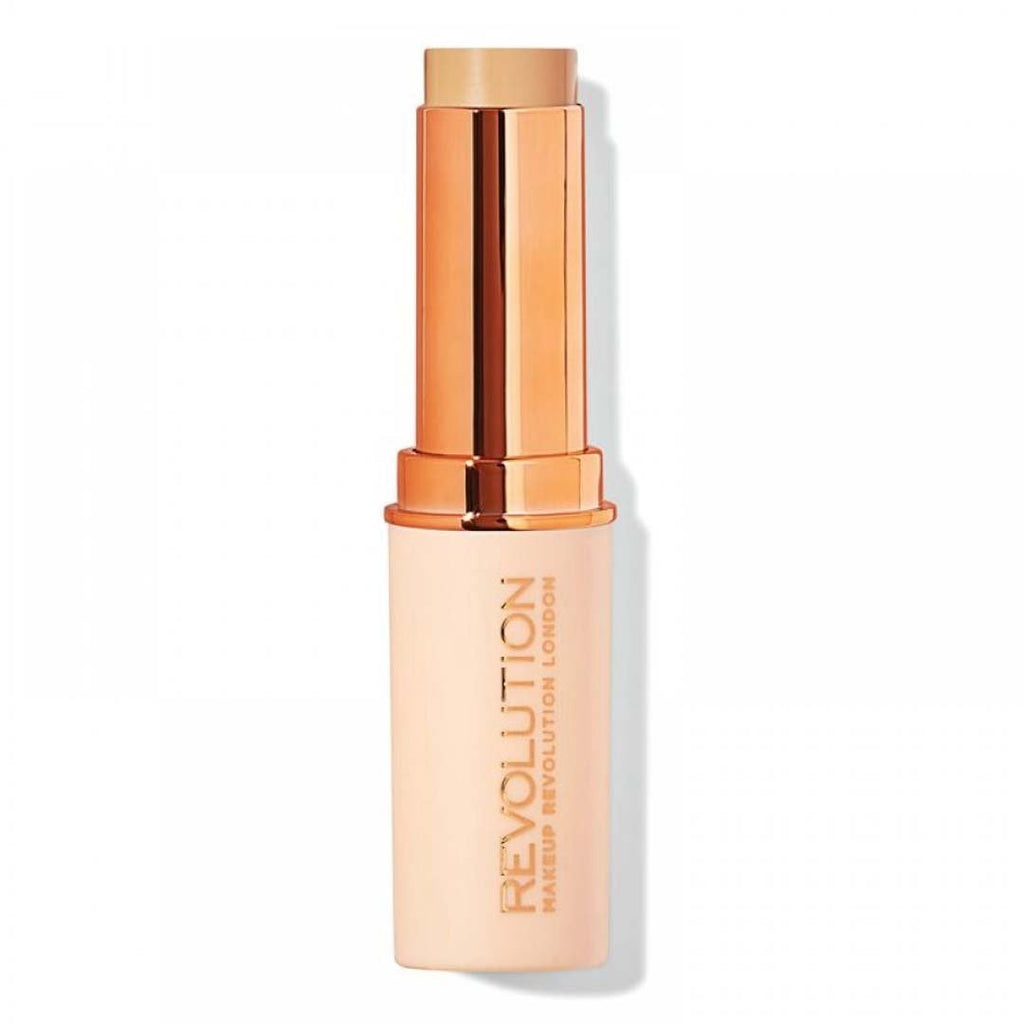 MAKEUP REVOLUTION - Fast Base Stick Foundation - F9