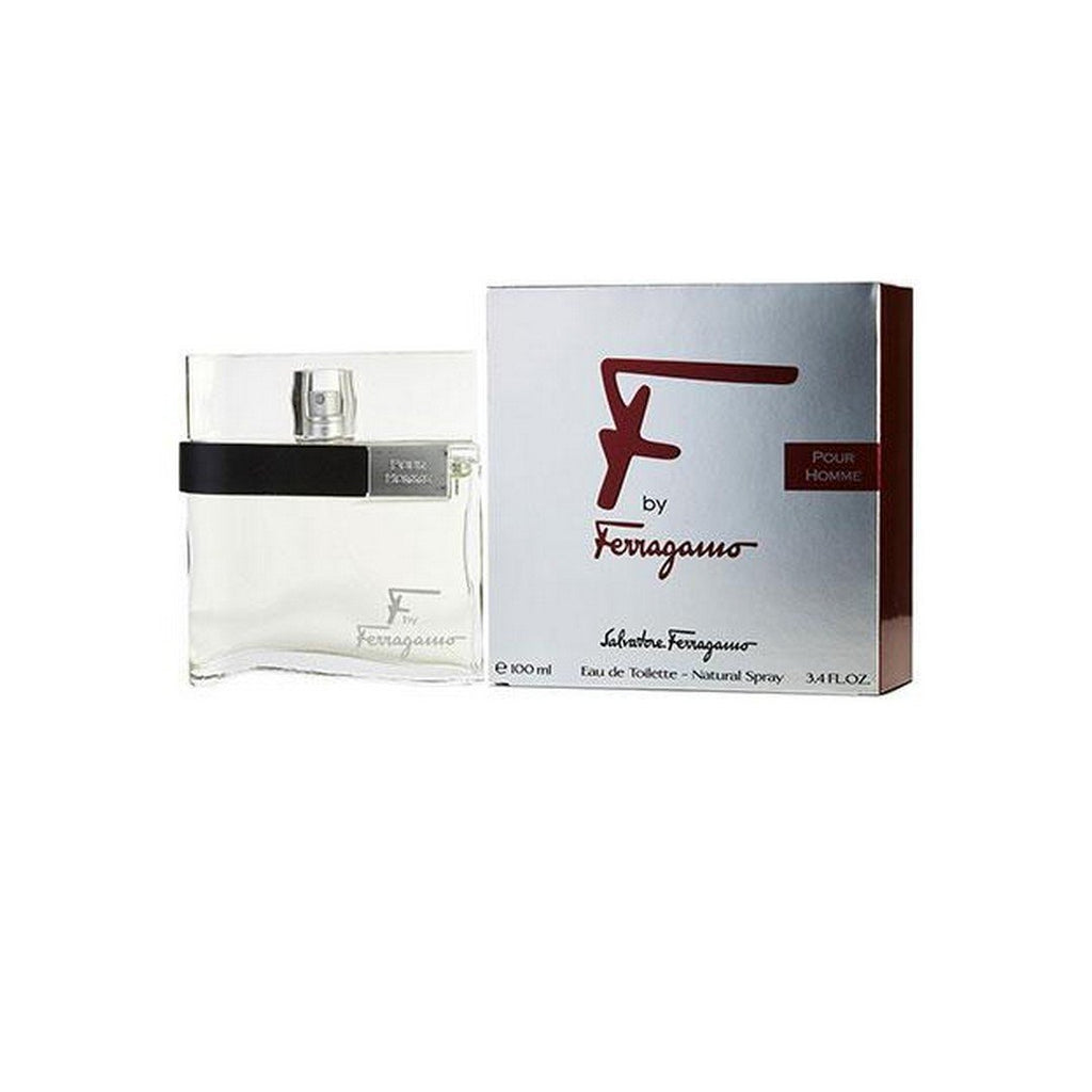 Ferragamo F By Pour Homme EDT Spray
