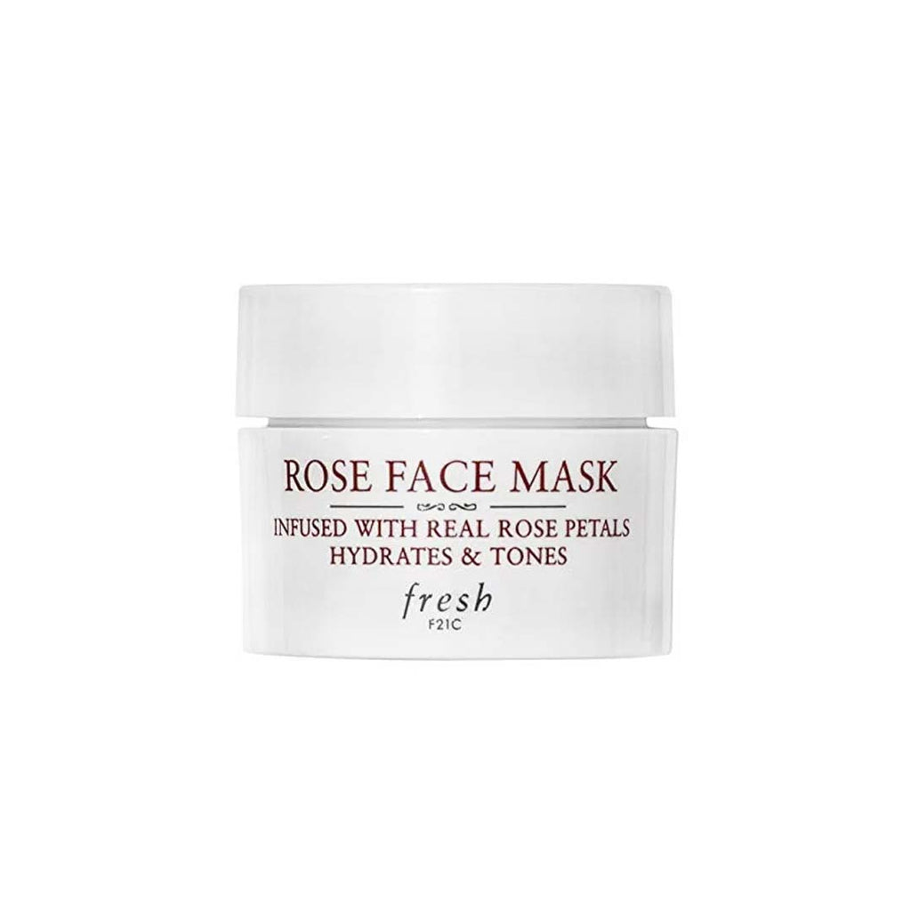 Rose Face Mask - FRESH