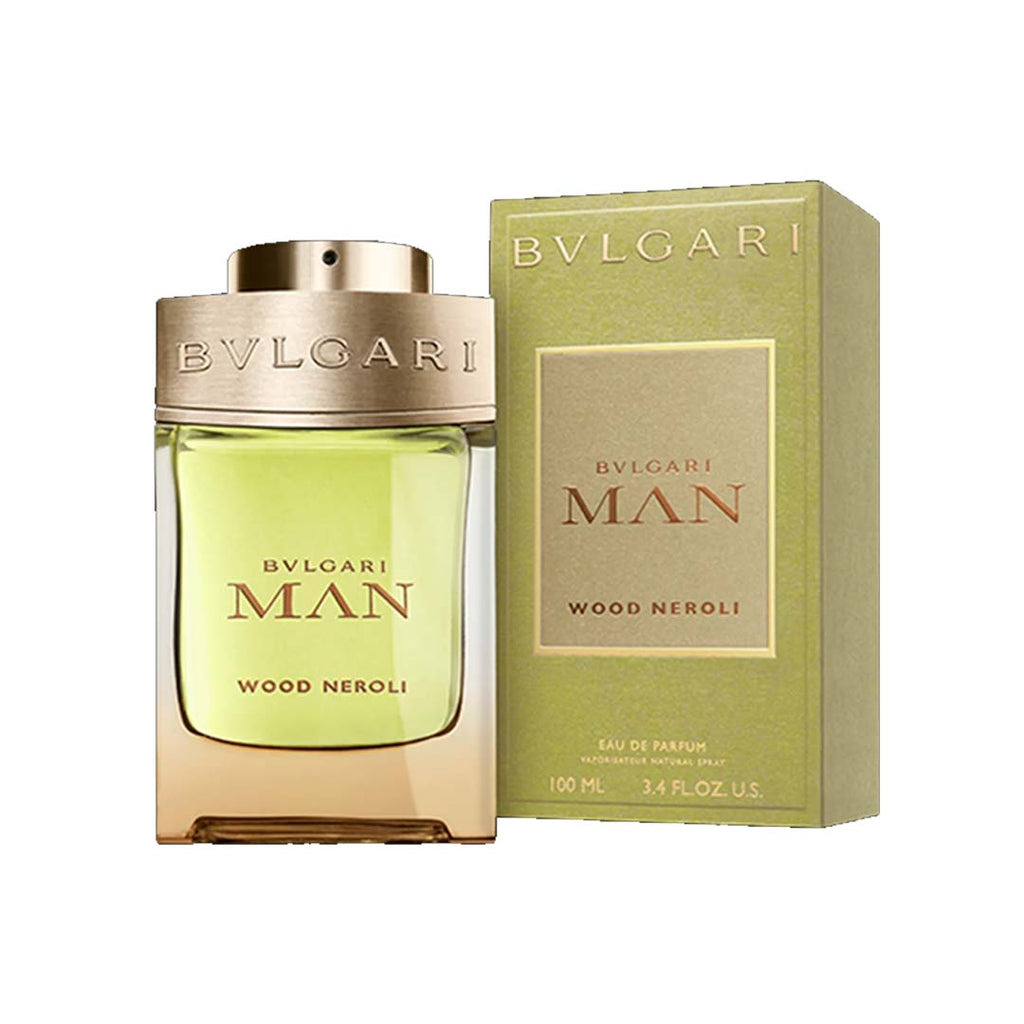 Man Wood Neroli EDP Spray - 100ml - BVLGARI