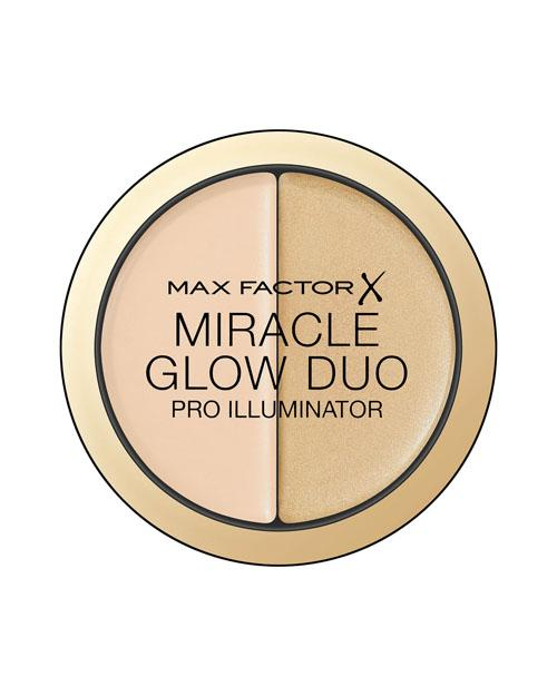 MAX FACTOR - Miracle Glow Duo - Light