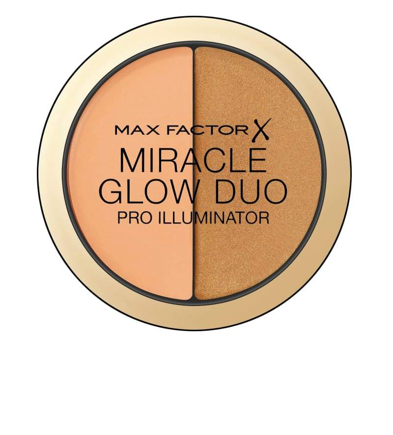 MAX FACTOR - Miracle Glow Duo - Deep