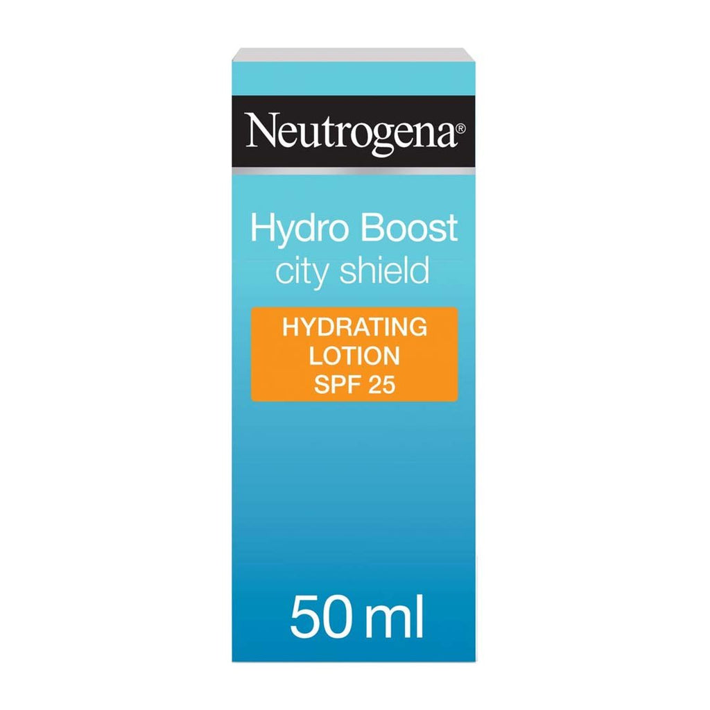 NEUTROGENA - Moisturiser, City Shield, SPF 25 - 50ml