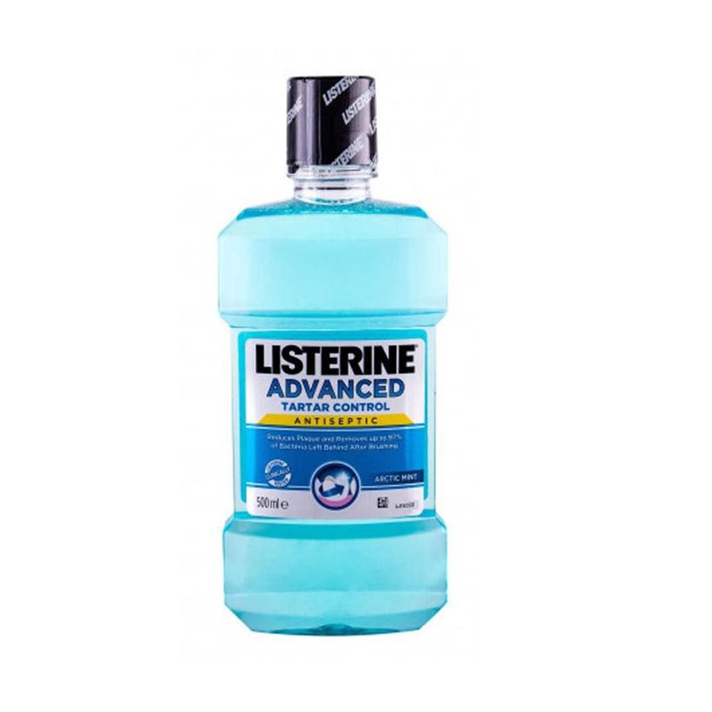 Mouthwash Advanced Tartar Control