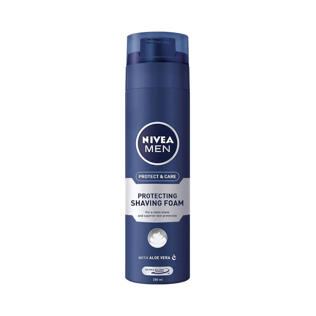 NIVEA - Men Protect & Care Protecting Shaving Foam - 200ml