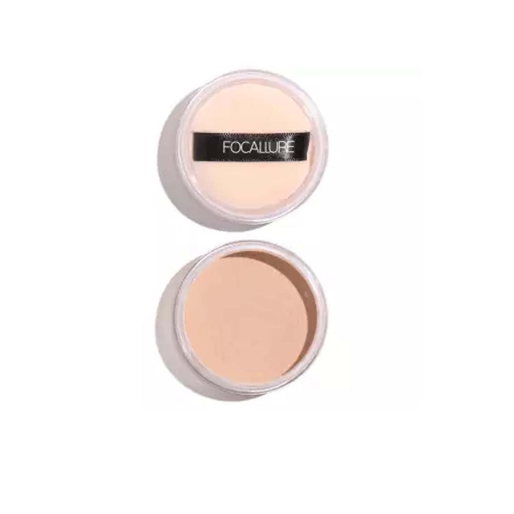 FOCALLURE - OilFree Loose Setting Powder - Wheat