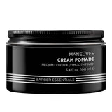 REDKEN BREWS - Maneuver  Cream Pomade Medium Control, Smooth Finish 100ML - 100ml
