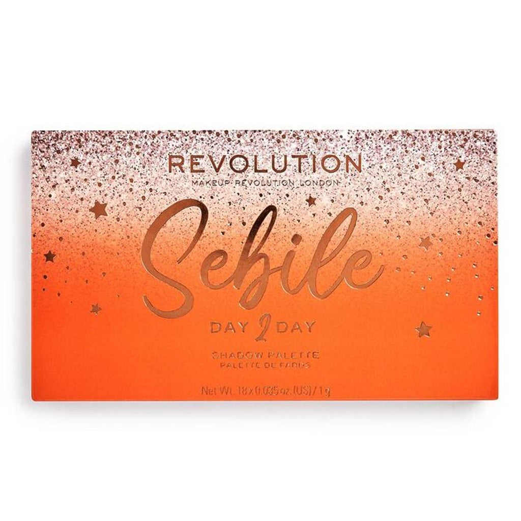 Revolution X Sebile Day 2 Day Eyeshadow Palette