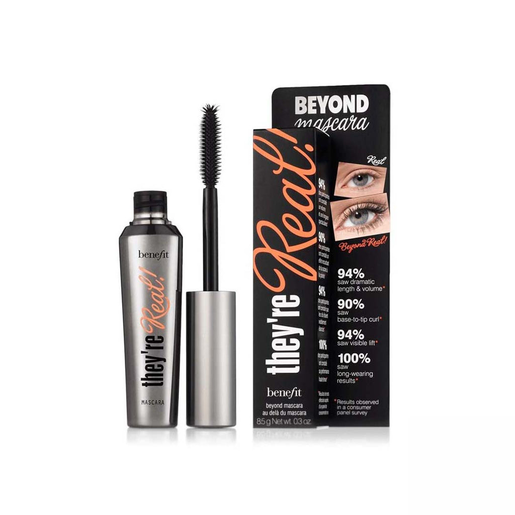 they're Real! Beyond Mascara