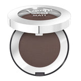 PUPA MILANO - Vamp Matt Comp Eye Shadow Matt Effect - Dark Chocolate