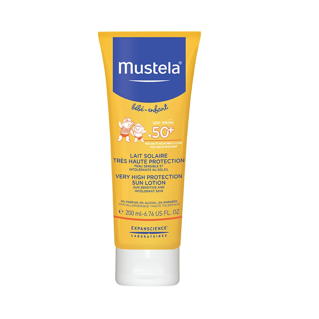 MUSTELA Very High Protection Sun Lotion SPF 50 - 200ml