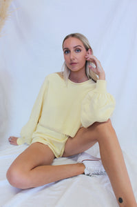 Sweat Knit Lemon