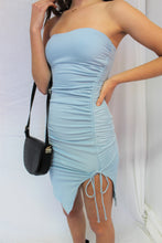 Load image into Gallery viewer, Suzanna Strapless Dress