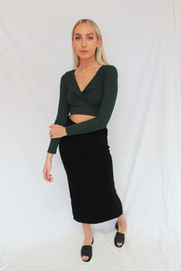 Brighton Knit Skirt